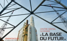 """CNESMAG n° 61. Centre spatial Guyanais """"la base du futur"""""""